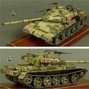 Israeli Ti-67 Tank 1/35 Trumpeter Tanks Model DIY 00339