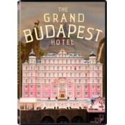 The Grand Budapest Hotel DVD 2014