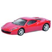 Schuco 452011500 - Modellino Auto 2009 Ferrari 458 Italia, Rosso, Scala 1:64
