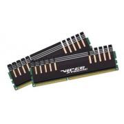 Patriot Extreme Performance Low Latency Kit Viper Xtreme Series - DDR3 - 4 Go : 2 x 2 Go - DIMM 240 broches - 1600 MHz / PC3-12800 - CL8 - 1.65 V - mémoire sans tampon - non ECC