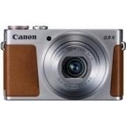 Aparat Foto Compact Canon Powershot G9X Argintiu
