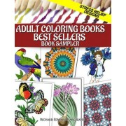 Adult Coloring Books Best Sellers Sampler by Richard Edward Hargreaves