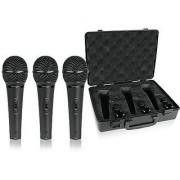 Behringer Ultravoice Xm1800s Dynamic Microphone 3-Pack (Price Per Set Sold Only In Sets Of 3 Pcs)