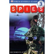DK Readers L3: Spies! by Richard Platt