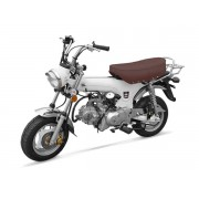 Moto DAX 125 - TNT MOTOR - Blanc