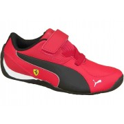 PUMA Drift Cat 5 Ls Nu V Kids Red