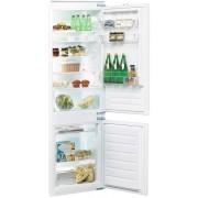 Combina frigorifica Whirlpool ART 6502 A+, incorporabila, A+, 195+80 litri, mecanic, alb