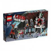 The Lego Movie Lord Business Evil Lair Multi Color