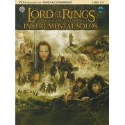 The Lord of the Rings: The Motion Picture Trilogy Instrumental Solos: Viola (Removable Part)/Piano Accompaniment by Tod Edmondson