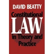 Constitutional Law in Theory and Practice by David M. Beatty