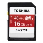 Toshiba Exceria N301 Tarjeta SDHC 16GB Clase 10 UHS-I