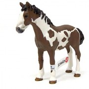 Schleich Pinto Yearling Toy Figure
