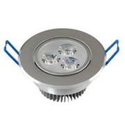 Spot LED Escovado 1W,3W,5W,7W,12W