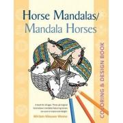 Horse Mandala / Mandala Horses by Miriam Nieuwe Weme