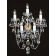 Crystal wall sconce 4068 05HK-669SW