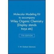 Molecular Model Kit by T W Graham Solomons