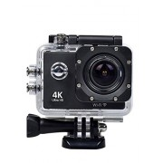 J Action Camera 4K Ultra HD Video Recording 1920x1080p 60fps Go Pro Style Action camera With Wifi SJ-8000 - 16 Megapixels - Black