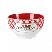 Bol ceramic 0,5 litri-capsuni