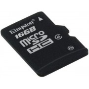 Card Kingston microSDHC 16GB (Class 4)