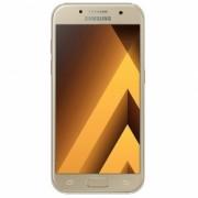 """Samsung Galaxy A3 (2017) - 4.7"""", Octa-Core, 2GB RAM, 16GB, 4G - Auriu"""