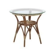 Originals cafébord Ø80 antik rotting, Sika-Design