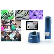 Microscope numerique sans fil pour Android et iOS - zoom 200x, 1.3MP