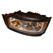 MAN TGA/TGL/TGM/LE2000 fényszóró BAL motoros