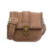 Handtassen Julie Leather Sadbag by Esprit