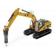 Excavator hidraulic cu picamer Cat® 320D L scara 1:50