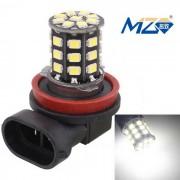 MZ H11 6.6W Blanco 33-LED 330lm Coche delantero Fog Lamp Constante de corriente