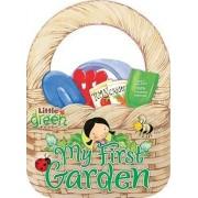 My First Garden: Little Green Books by Wendy Lewison