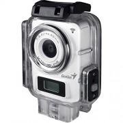 "Genius Life Shot FHD300 Full HD - Cámara deportiva (1920 x 1080 Pixeles, H.264, Full HD, CMOS, 25,4 / 3,2 mm (1 / 3.2""), JPG)"