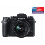 Fujifilm FinePix X-T1 kit (18-55 mm) (negru)