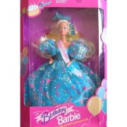 Birthday Barbie Doll - She's The Prettiest Present of All! (1993)