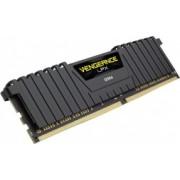 Memoria RAM Corsair Vengeance LPX DDR4, 2400MHz, 4GB, Non-ECC, CL16