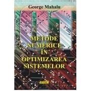 Metode numerice in optimizarea sistemelor.