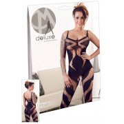 Mandy Mystery Deluxe Catsuit ouvert S/M