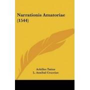 Narrationis Amatoriae (1544) by Achilles Tatius