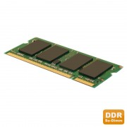 512Mo RAM PC Portable SODIMM Kingston KVR333X64SC25/512 DDR1 PC-2700 333MHz
