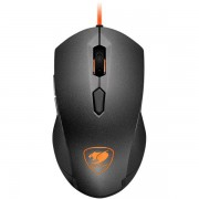 Mouse, COUGAR MINOS X2, Gaming, OMRON switches, USB, Black/Orange (CG3MMX2WOB0001)