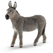 Schleich Donkey Figurine Toy Figure
