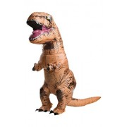 Inflatable T-Rex Costume - Standard - Chest Size 44