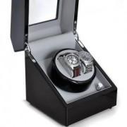 Klarstein 1-BKGR, мобилна витрина за два часовника
