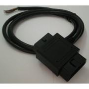 Cupla OBD mama-tata cu cablu 1.5mx16 fire