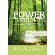 Power Thoughts Devotional by Joyce Meyer