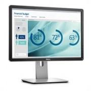 Dell 20 Monitor P2016 - 49.4cm(19.5') Black EUR 3 Yr Basic Warranty