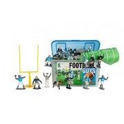 Kaskey Kids Football Guys Action Figure, Navy/Gray