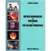 Metode miniinvazive de explorare a caii biliare principale - Adrian Marin