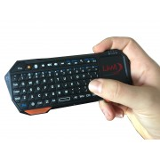 Mini tastiera bluetooth LKM Security® con mouse touchpad