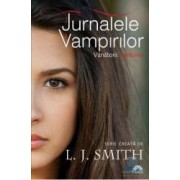 Jurnalele Vampirilor 8 Fantoma - L.J. Smith